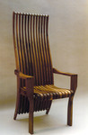 Armchair by Design in Wood