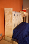 Bedhead by Design in Wood