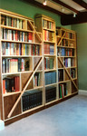 Bookcase by Design in Wood