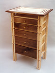 Chest of drawers by Design in Wood