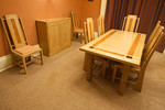 Dining suite by Design in Wood