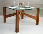 Dining table by Design in Wood