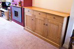 Sideboard by Design in Wood