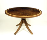 Centre Hall Table by Dovetailors