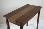 Console table with drawer by Dovetailors