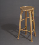 Kitchen stool by Dovetailors
