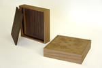 Wooden box by Dovetailors