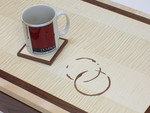 Coffee Ring Table by James McKay