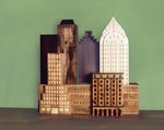Cityscape by Philip Dobbins