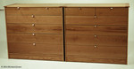 Chest of Drawers - matching pair by Richard Jones