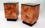 London Plane Deco bedside units by Suzanne Hodgson