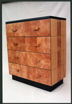 London Plane Deco Chest of drawers by Suzanne Hodgson